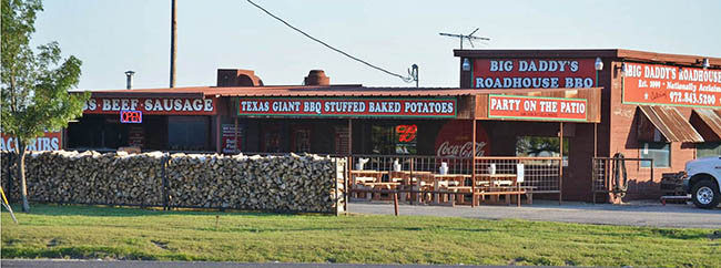 Big Daddys Roadhouse BBQ